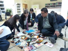 English Teacher at NIS Pavlodar who has renewed his contract for a 2nd year