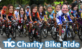 Support the TIC Charity Bike Ride!