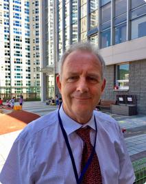 Leading a school through challenging times  David Lowder